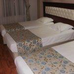 Comfy Beds! :)