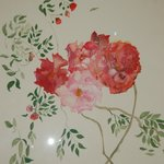 A Corinne de Royer watercolor