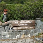 Hermitage Sign