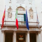 Front of Teatro La Fenice: THIS is the landmark you use to find the hotel