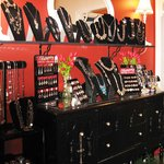 Shop Batar has a large selection of jewelry that's very affordably priced.