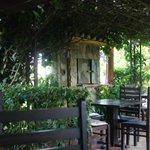 Outdoor dining area/patio