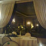 panoramica dal ristorante