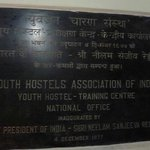 Photo de IYH New Delhi (International Youth Hostel)
