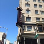 our gorgeous hotel, July 12, Serrano, SF