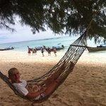 at Long beach, paradise pearl