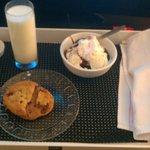 Room service - dessert