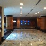 Vista del lobby