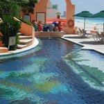 Pool at the Avalon Baccara
