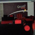 Photo of Galileo's