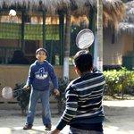 Some kids playing...