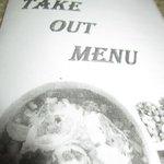 Take Out Menu