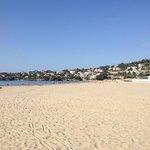 Spiaggia di Serapo - Gaeta