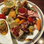 Buffet Dinner at Feerie