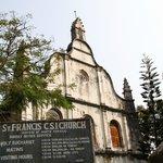 St. Francis Churche in Kochi