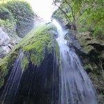 Richtis waterfall from below