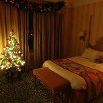 Décoration Noël chambre 1140