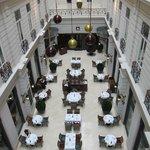 Brasserie im Atrium