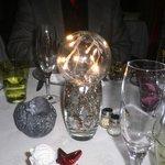décor table reveillon