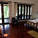 Inside bungalow 2