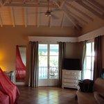 Suite 602 mit Blick aufs Meer
