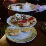 Golden Fleece Afternoon Tea