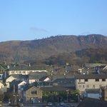 Across Keswick to Walla Crag