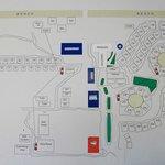 layout of resort
