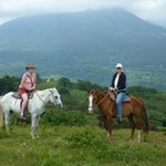 personalized and easygoing horseback ride. Not a group thing.
