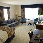 the perfect suite - top floor