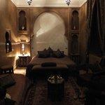 chambre 1ère nuit