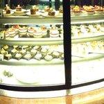 the super delicious dessert counter