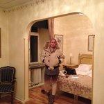 værelse på mayfair hotel