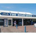 Innes' Boatshed