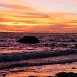 coucher de soleil du Mahafaly