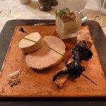 La terrine de Foie gras