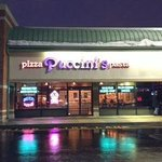 Puccini's (exterior shot of 86th & Ditch location next to Babies R Us)