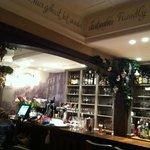 kerstsfeer in Brasserie Regina