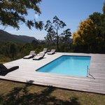 Pool mit wundervollem Ausblick