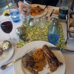 Christmas lunch Radisson