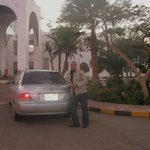 AND WITH THE TAXI WAITING, IN 5 MINUTES YOU ARE IN THE CENTRE OF DAHAB