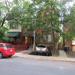 Homewood Residence: les 2 maisons de l'établissement