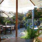 Villa Marandi dining morning