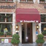 Front of Hotel Prinsenhof