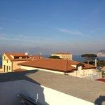 terrace on top of b&b
