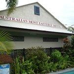 Tallow Beach Motel Foto