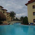 Hermosa piscina que ni usamos