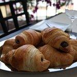 Amazing croissants...