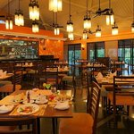 Tangerine Restaurant at Angsana