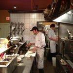 Chef Carlos at work